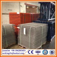 China Galvanized Welded Steel Mesh Wire Deck for Pallet Racking wholesale