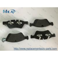 China Mercedes Benz Auto Brake Pads Front And Rear / Semi Metallic Brake Pads wholesale