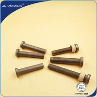 China SO 13918 Shear Connector Studs , Welded Shear Studs Plain Finish SWRCH15A Material wholesale