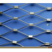 China Flexible X-tend Stainless Steel Wire Rope Mesh/Cable Mesh (China Manufacturer) on sale
