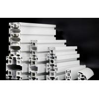 China Super Industrial Extruded Profile , T Slot Aluminum Framing Extrusion Profile 80*80 wholesale