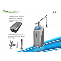 China Wind Cooling CO2 Fractional Laser Machine 1-100 ms Pulse Width wholesale