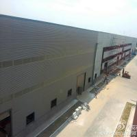 China Low Cost Light Steel Frame Prefab Industrial Shed wholesale