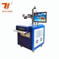 China High Precision UV Laser Marking Machine , Laser Etching Equipment 3w 5w 7w wholesale