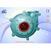 China 250mm Centrifugal Sand Minerals Pumps For Mining Industry Long Working Life wholesale