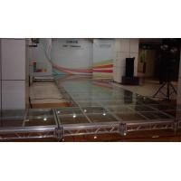 China T Shape Acrylic Stage Platform / Portable Aluminum Catwalk Stage wholesale