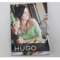 China Full Colors A4 Size LCD Video Brochure For Advertising , Customized Specifications wholesale