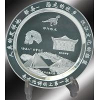 China sport wooden metal shield,tournament wooden trophy with metal emblem,blank engrave name pl on sale
