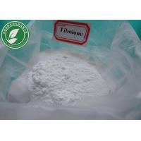 China Muscle Building Oral Anabolic Steroid Powder Tibolone Livial CAS 5630-53-5 wholesale