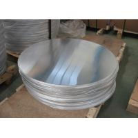 China 1050 3003 1100 1060 Aluminum Disc With Certification ISO9001 wholesale