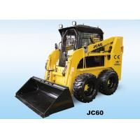 China Barrel Concrete Mixer Compact Skid Steer Loader Operating Weight 4000 Kg wholesale