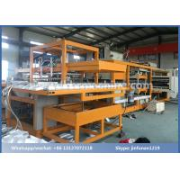 China Automatic EPS Foam Clamshell Disposable Food Container Making Machine For Food Packs wholesale
