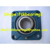 China Asahi Ucf213 Bearing Pillow Block Four Bolt Flange , Steel Cage wholesale