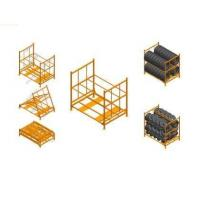 Buy cheap Heavy Duty Stacking Metal Truck Tire pallet storage racks for Warehouse from wholesalers