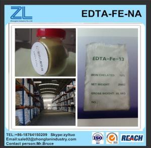 China CAS No.: 15708-41-5 EDTA-Ferric sodium wholesale