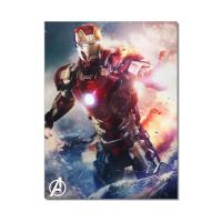 China Marvel Design 3D PS Board Poster With 3MM Thickness wholesale
