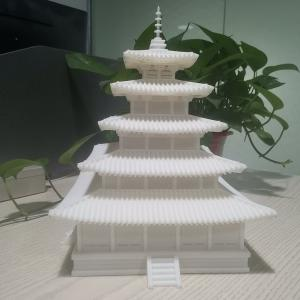 China ISO9001 PLA Fused Deposition Modeling 3D Printing For Architectural Design wholesale