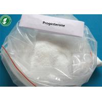 China Safe Estrogen Progesterone Steroid , Raw Steroid Powder For Women CAS 57-83-0 on sale