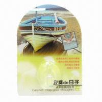 China Adhesive hook, measures 4.5x4.5cm, eco-friendly material, customized designs and sizes are accepted wholesale
