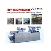 China Pharmaceutical Small Auto Blister Packing Machine with PLC Control system wholesale