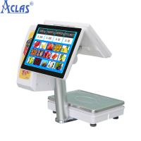 China Touch Screen POS Scale With Best Price,PC Scale,Electronic Scale,Balance,Electronic Balance wholesale