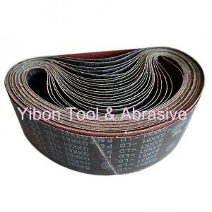 China high quality abrasive GXK51 sand belt for Furniture wholesale