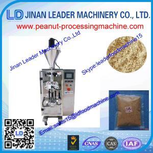 Automatic peanut packaging machine for nuts bean walnuts peanut butter granule