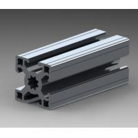 China OEM Aluminum Extrusion Profiles Extruded Aluminum Channel With Drilling / Cutting wholesale