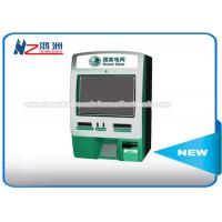 Buy cheap Free Standing Wall Mount Kiosk For Hotel Self Check In Low Power Consumption from wholesalers