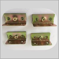 China 55 Mm Screw Hook Hinge Inner Box Packing Anti - Rust For Residential House on sale