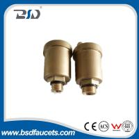 Quality UK brass Plumbing& heating radiators automatic air vent valve from manufactory for sale