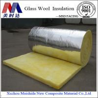 Fireproof soundproof glass wool insulation batts of ec91125580 for Fireproof vapor barrier