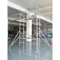 China OEM Light Weight Foldable Scaffolding for Maintenance Aluminum alloy Scaffold on sale