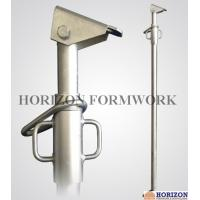 China Telescoping Push and Pull Props for Supporing Wall Formwork and Prefab Elements wholesale