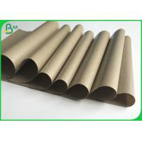 Quality 50gsm + 10gsm PE Coated Paper , C1S Glossy Food Grade Paper For Wrapping Food for sale