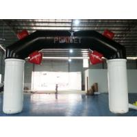China Multifunction Inflatable Start Line Arch Customized Logo Printing 8 X 5 M wholesale