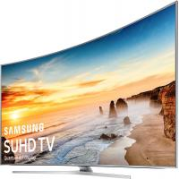 "Quality Samsung UN78KU7500 - 78"" Class 4K UHD KU7500 Series Curved Smart TV for sale"