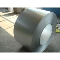China 0.3-3.0mm Anti - Finger Cold Rolled Galvalume Steel Coil 914mm AL-Zn 30g-180g JIS G3312 SGLCC wholesale