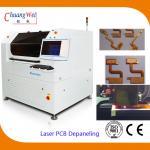China FPC / PCB Laser Depaneling Machine , Pcb Laser Cutting Machine wholesale