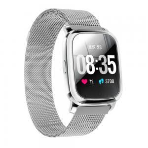 China Unique Metal Design Ble 5.0 Blood Pressure Smartwatch wholesale