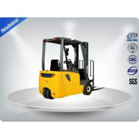 China AC Motor 3 Ponit Counterbalance Forklift Truck Hire 1.0 - 2.0 Ton Rated Loading Capacity on sale