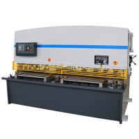 China 8 X 2500 Sheet Metal Shearing Machine High Rigidity With Alloy Steel Blade on sale