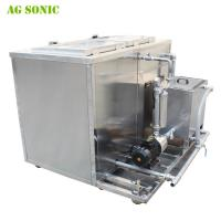 China Ultrasonic Particles Filters Cleaner for Cars and Vans 28khz with Oil Catch Can on sale