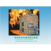 Bunched Wire / Cable Flammability Test Equipment UL1685 SUB304 Mirror Stainless Steel Material