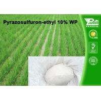 China Commercial Grade Weed Killerbroadleaf Herbicide Pyrazosulfuron-Ethyl 10% WP wholesale