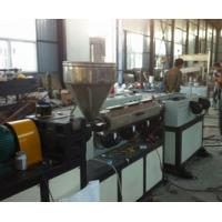 China PP / PE Corrugated Pipe Plastic Extrusion Machine , Corrugated Pipe Plastic Extruder wholesale