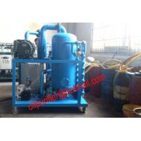 China Vacuum Evaporation Oil Purification Machine,Oil Refining For Used Dieletric/Insulation Oil wholesale