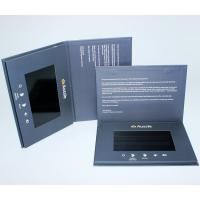 China VIF Advertising Show In Hand Video Book 10 Inch Touch Screen Player Lcd Screen Video Booklets wholesale