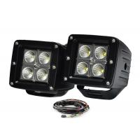 """China 16w 3"""" Pods Vehicle LED Work Lights For 12v To 24v Vehicles Off Road Truck 2 X 2 wholesale"""