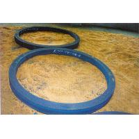 China Large Bearing Slewing Rolled Ring Forging 316L in Marine Equipment wholesale